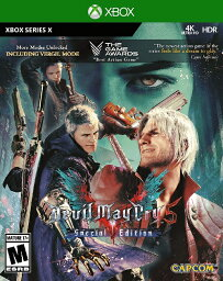 XboxONE Devil May Cry 5 Special Edition 北米版[新品]