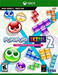 XboxONE Puyo Puyo Tetris 2: Launch Edition 北米版[新品]