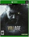 XboxONE/XboxSeriesX Resident Evil Village 北米版[新品]