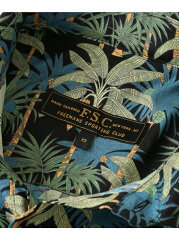 Casual Shirt 250120-02-UF74: Night Jungle