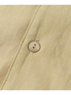 JP Silk Twiil Box Shirt UF85-13B011: Beige