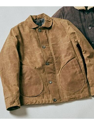 Freemans Sporting Club MIL-SPEC N-1 Deck Jacket 261029-01-UF76: Field Tan