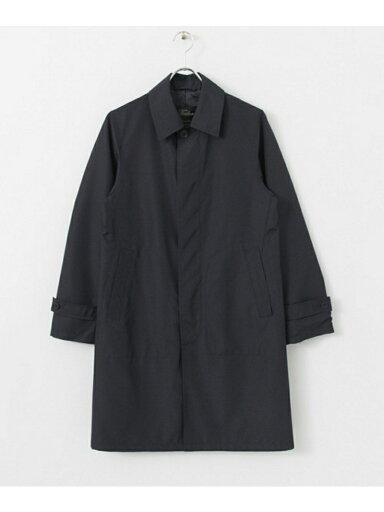 Balmacaan Coat UT64-17K010: Navy