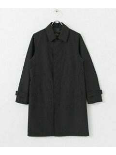 Balmacaan Coat UT64-17K010: Black