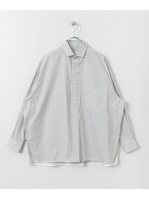 「地味スゴ」6話の本田翼ちゃんの衣装のストライプのブラウス