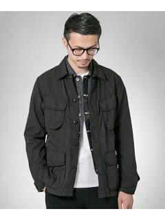 Fatigue Jacket UR2015AW03: Black