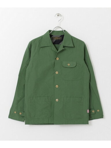 Camp Shirt STYLE6-UF84: Green