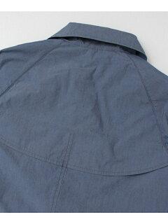Indigo Trench Coat UT52-17K013: Navy