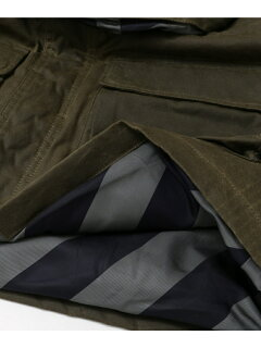 Freemans Sporting Club Isle of Man STYLE6-1-UF87: Olive Down Wax