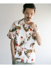 [Rakuten BRAND AVENUE]TWO-PALMS×URBAN RESEARCH 別注ALOHA SHIRTS URBAN RESEARCH アーバンリサーチ シャツ/ブラウス【送料無料】