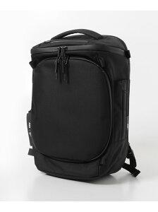 [Rakuten Fashion]Aer CAPSULE PACK URBAN RESEARCH アーバンリサーチ バッグ リュック/バックパック ブラック【送料無料】