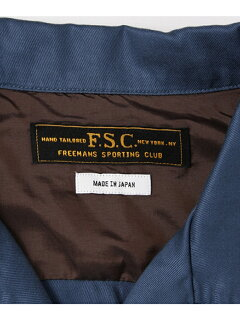 Lyocell Chino Box Shirt UF65-13R003: Blue