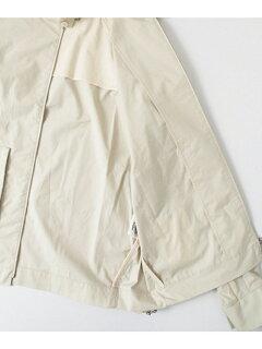 Ripstop Blouson SUR03-1816A-UM: Ivory