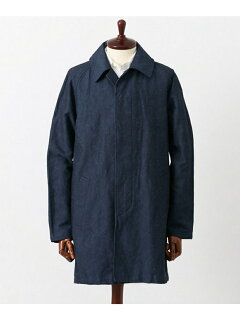 Freemans Sporting Club JP Cotton Linen Ottoman Coat UF64-17R026