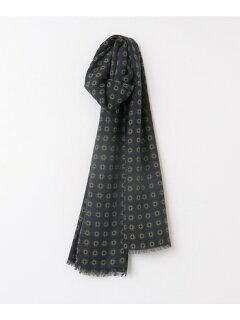 Urban Research Tailor Wool Fine Pattern Scarf UT76-1VK050