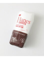 URBAN RESEARCH Hanes×UR Hanes Japan Fit 2P T-SHIRTS アーバンリサーチ【送料無料】