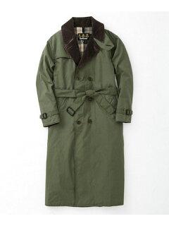 Trench Coat MCA0386 UM61: Olive