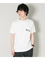 URBAN RESEARCH MHL.×URBAN RESEARCH 別注LOGO T-SHIRTS アーバンリサーチ【送料無料】