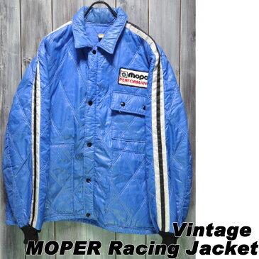【ajito】Happyend ハッピーエンド MOPER Racing Jacket/モパー レーシング ビンテージ ジャケット モーターサイクルジャケット バイクウェア ヴィンテージ
