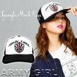 """ARMYGIRLSPANGLEBLACK/RED""""1""""MESHCAPアーミーガールスパングルメッシュキャップスナップバックナンバーワン刺繍NO.1帽子ブラックホワイトレッド黒白2トーンメンズレディースユニセックスフリーサイズ"""