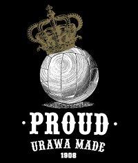 PROUD FOOTBALL CROWN ヘビーウェイト長袖Tシャツ