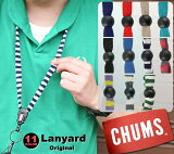 ��2014�����CHUMS(����ॹ)LanyardOriginal(CH61-0077)���䡼�ɥ��ꥸ�ʥ�ͥå����ȥ�åץե����������ȥɥ�ID���ӥ������������ǥ����ᥳ�åȥ�ץ쥼��ȿ͵���ŷ�˽����ѡ������ʡ������谷Ź�ۡڳڥ���_�����ۤ�����MENSLADIES/fs04gm