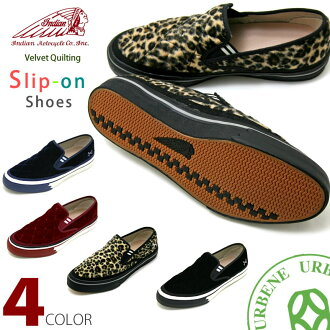 Hemp sneakers shoes (shoes /id-684) boots / cotton hemp / hickory / men / Lady's / man / woman / Rakuten / American casual /INDIAN( Indian) jute / native / popularity / with the Indian Motocycle (インディアンモトサイクル) concho