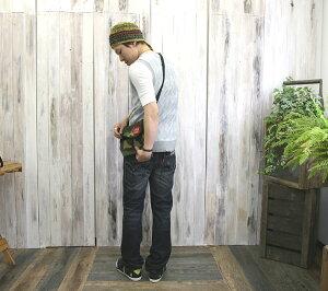 何も入っていなくてもアクセサリー感覚で身に着けていたくなるミニサイズショルダー【メンズ&レ...