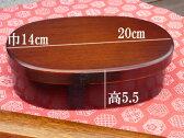 小判弁当箱セット(No20)【木曽の漆器よし彦】
