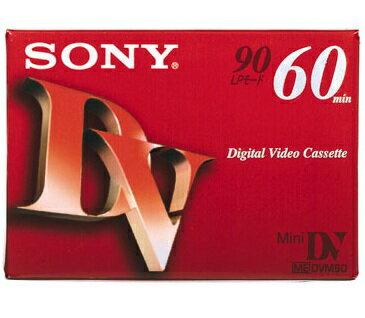ソニー 3DVM-60R3 ミニDVカセット60分3巻パック