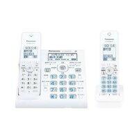 VE-GDW54DL-W_パナソニック_デジタルコードレス電話機(子機1台)ホワイト