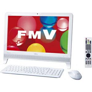 送料無料■FMVE30HTW 富士通 Office搭載 デスクトップPC EH30/HT 地デジ【smtb-k】【ky】
