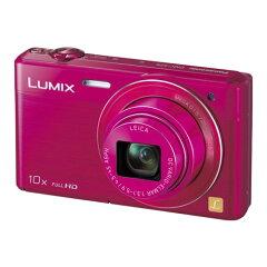送料無料■LUMIX SZ-9 デジタルカメラ [ピンク]【smtb-k】【ky】
