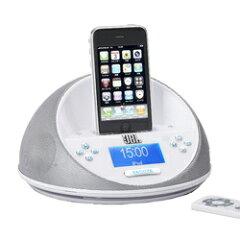 送料無料!(北海道・沖縄・離島除く)ONTIMEMICROWHTJ JBL iPhone/iPod対応Dockスピーカー【smtb...