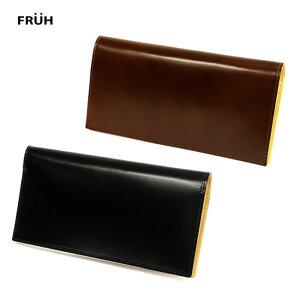 b98d191cd7bb FRUH フリュー コードバン スマートロングウォレット GL021[メンズにおすすめの薄い財布 日本製の革の長財布 おしゃれな薄いウォレット・財布  本革の薄い長財布・ ...