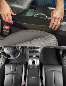 CATCHCADDYキャッチキャディ2個セット[車内(車)の小物などの収納に便利なカー用品シートポケットとして使える車の収納グッズ(小物入れ)落下防止にもなる車載収納のポケット]