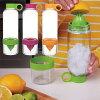 CITRUSZINGERシトラスジンガー828ml[デトックスウォーターやフレーバーウォーターやサングリアを作れるボトルレモン(果物)の搾り器付きスパークリング(炭酸水)容器マイボトル]