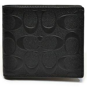225754799dca コーチ(COACH) シグネチャー(Signature) メンズ二つ折り財布 | 通販 ...