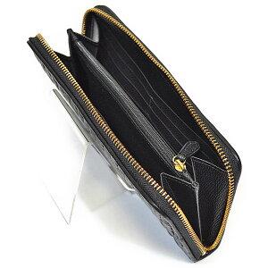 sports shoes 23a9f 7330f コーチ COACH 財布 長財布 F54003 IMBLK ツイスト ギャザー レザー アコーディオン ジップアラウンド ブラック|URUZZ