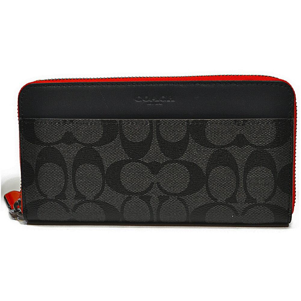 財布・ケース, メンズ財布  COACH F78202 QBLPA PVC