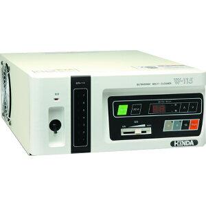 本多電子業務用超音波洗浄機サンパW-118振動板(F)タイプ(600W)