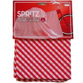 赤x白ストライプ自転車用ラッピングバッグ (約203x45x99cm) ラッピング袋 ギフト包装 クリスマスプレゼント 誕生プレゼント ギフトラッピング 大型ギフト袋 大サイズ 【ラクーポンで送料無料】【楽ギフ_包装選択】