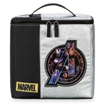 Disney ディズニー Avengers アベンジャーズ保冷機能付きランチバッグ ランチトート お弁当バッグ お弁当袋 カバン 鞄 デイバッグ 遠足 旅行 【ラクーポンで送料無料】