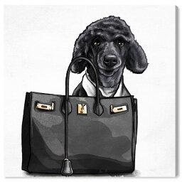 【色が選べる上品なフレーム付き】【送料無料★ラッピング可】 Oliver Gal オリバーガル 約41x41cm Handbag Bestie Custom エルメス Hermes キャンバスアート インテリア 模様替え 引越し祝い