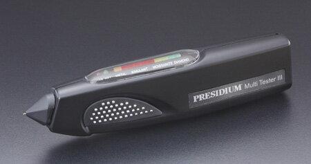 PRESIDIUM ダイヤモンド マルチテスター3 ルーペ付き