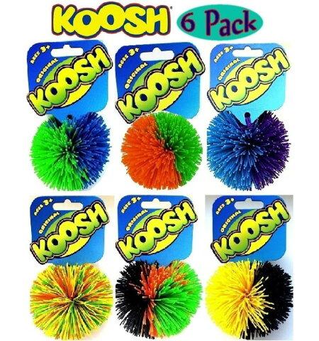 kooshball クッシュボール レギュラーサイズ 6種類セット