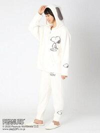 [Rakuten Fashion]【PEANUTS】ジャガードロングパンツ gelato pique ジェラートピケ パンツ/ジーンズ パンツその他 ホワイト【送料無料】