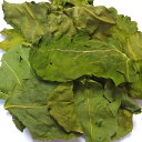 国産 無農薬 まるごと ブロッコリーの葉っぱ