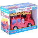ミニサウンドはしご消防車006925サウンドシリーズトイコーtoyco車おもちゃ【送料無料(北海道、沖縄、離島は配送不可】