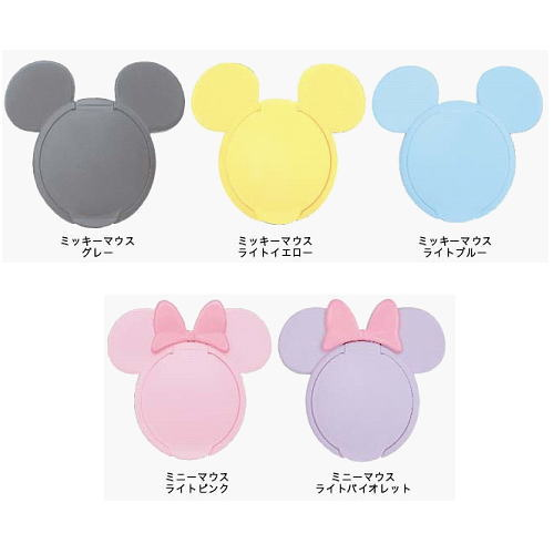 おまかせ便 ディズニー携帯用ウェットティッシュふたミニーマウスミッキーマウス日本製おしりふき